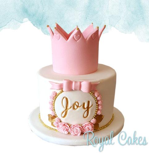 babygirl taart